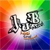 Logo JuB - Jung und Bunt