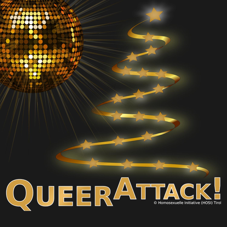 Logo Queerattack!